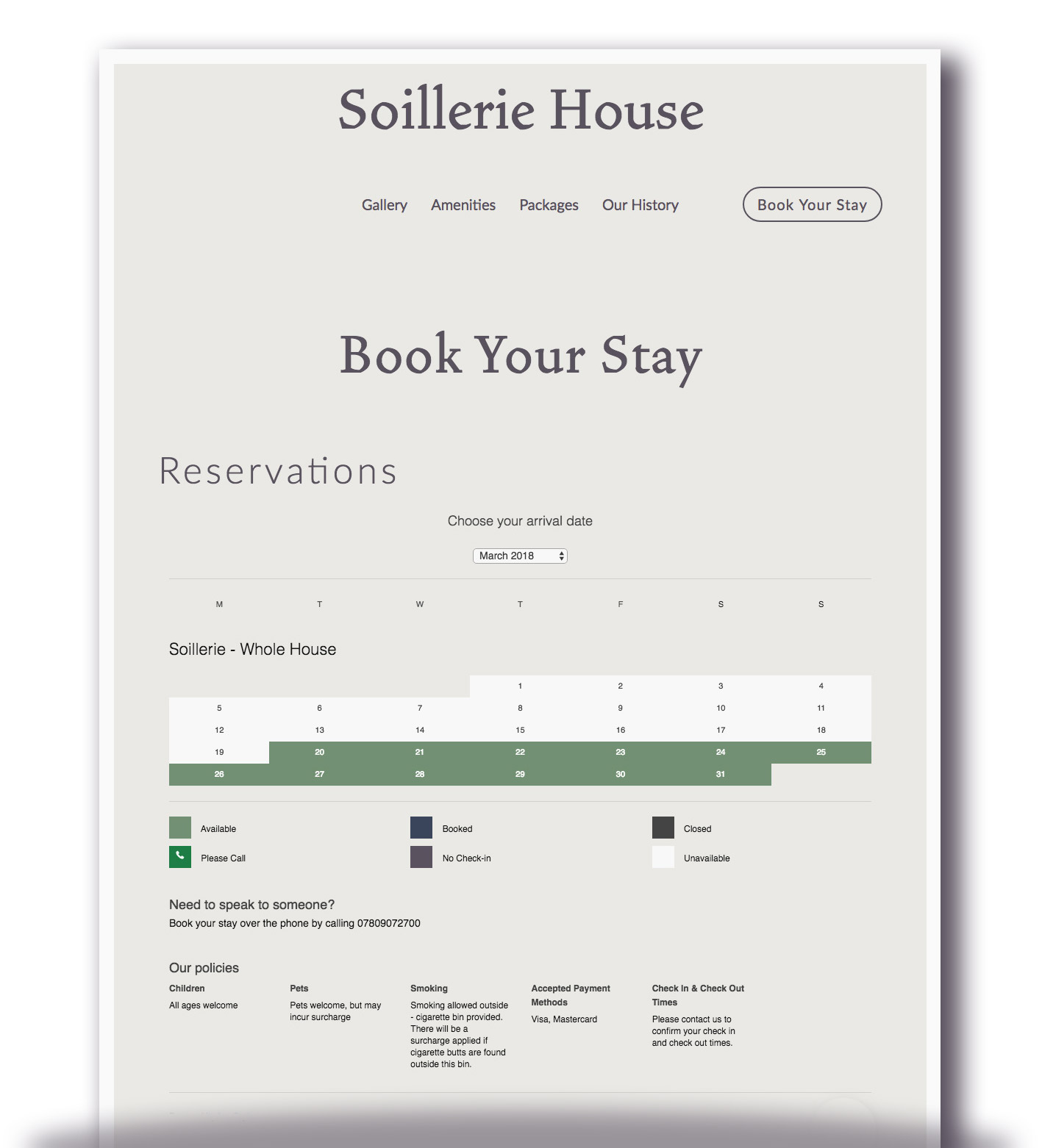 Soillerie House - Booking Page - Desktop - THAT Branding Company - Creative Design and Branding Agency in Newcastle and Gateshead.jpg