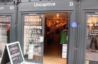 Uncaptive - Stack, Newcastle