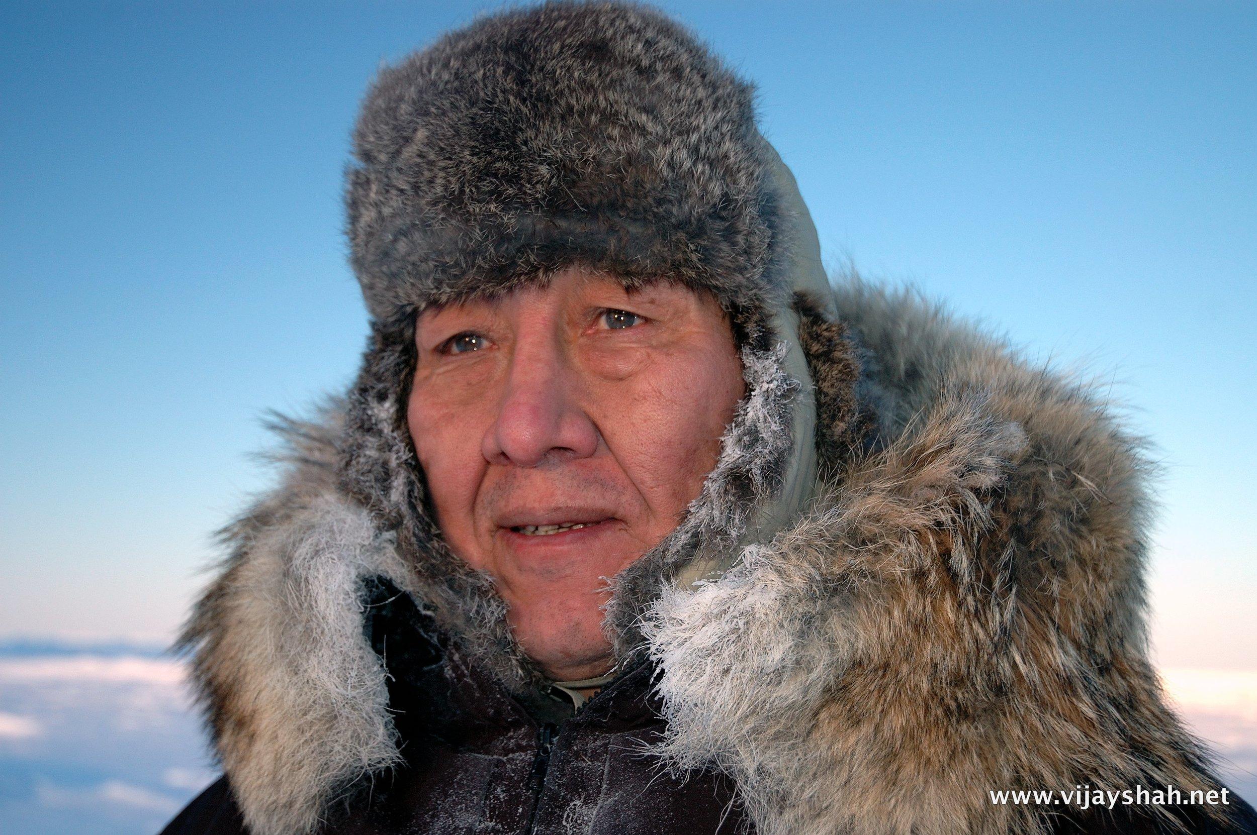 Billy of Qikiqtarjuaq