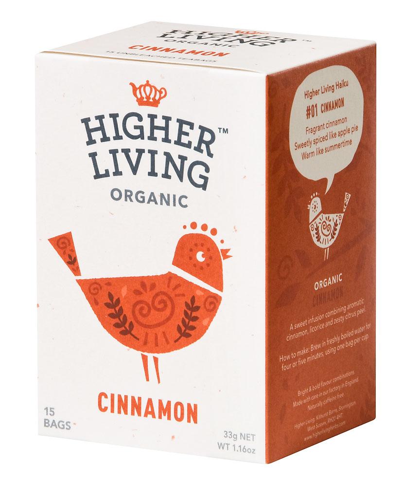 higher living te