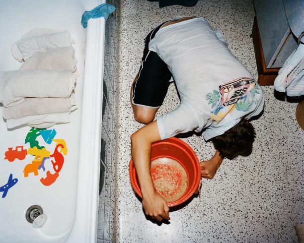 Trent Parke—Magnum/Courtesy of Steidl