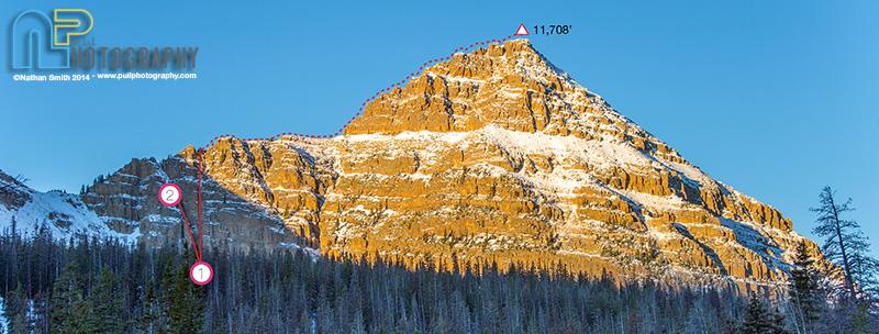 Reids Peak, Uintas, Utah