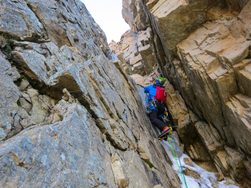 Nikki Smith on Pitch 3 of  Golden Spike .