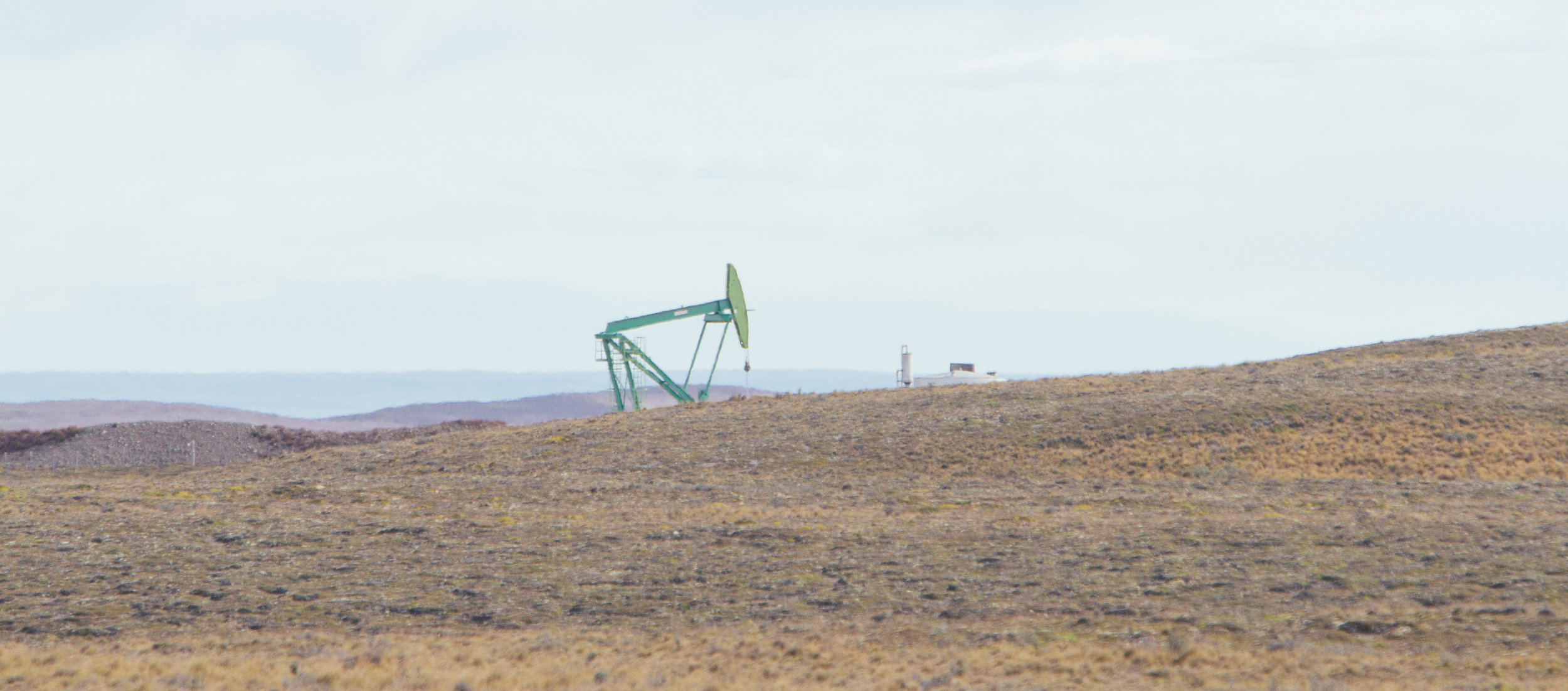 Tierra del Fuego and surrounding regions have active petroleum extraction, however their heyday is long gone.