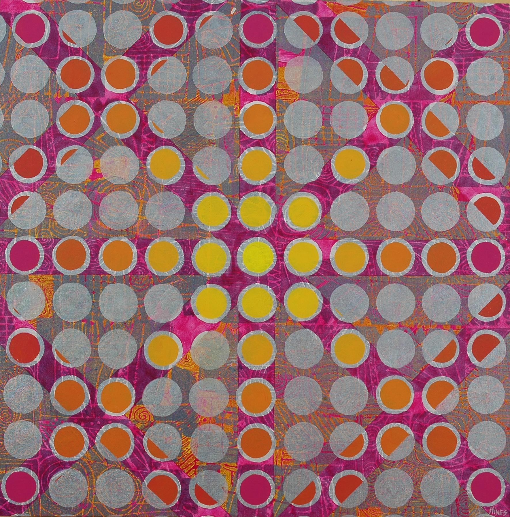 Op Art II - Patricia Hines