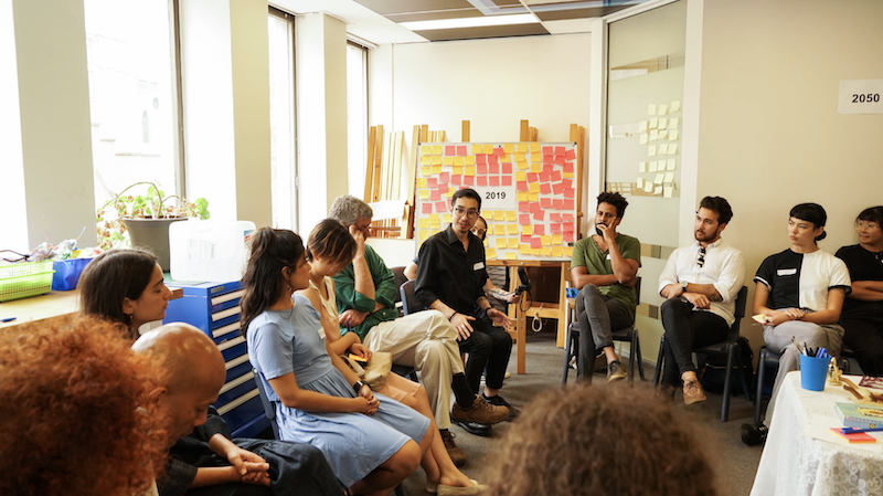 Stories From The Future Workshop