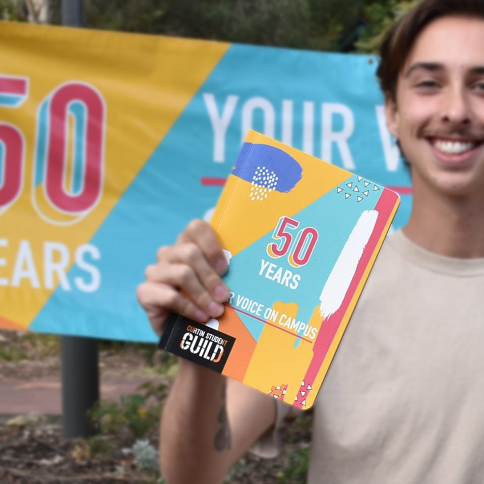 Curtin Student Guild Diary Comp