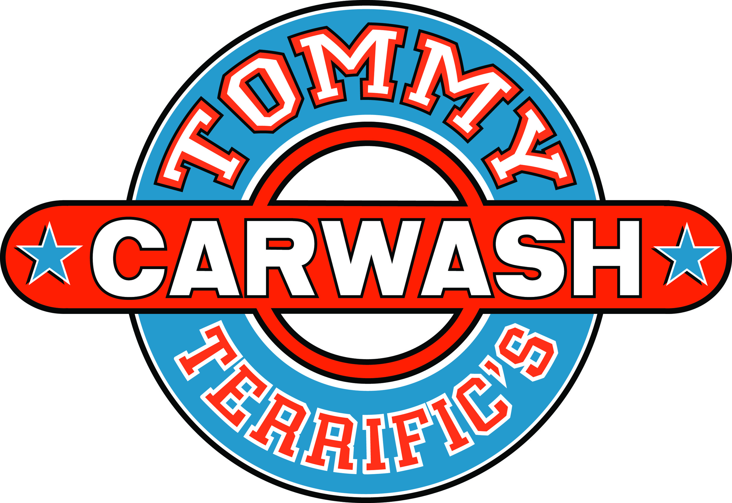 Tommy Terrific's Official Logo 022014.jpg