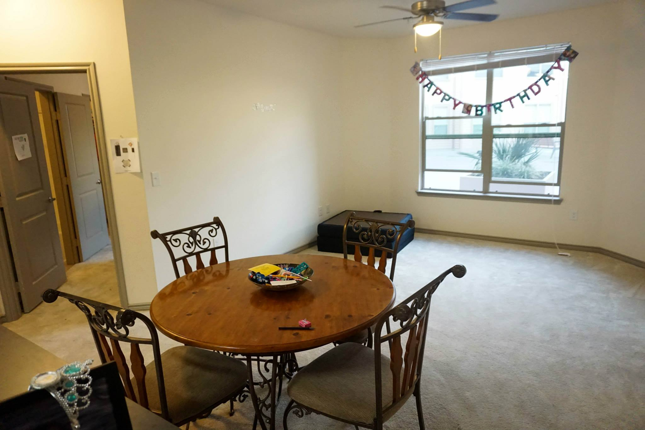 Living/Dining - before
