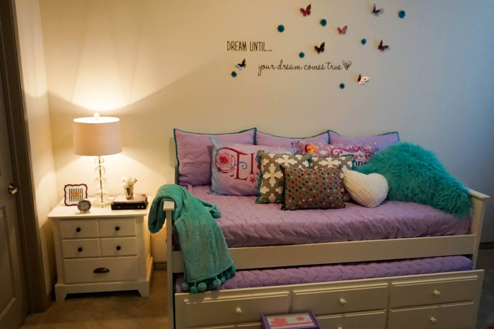 2nd Bed - after