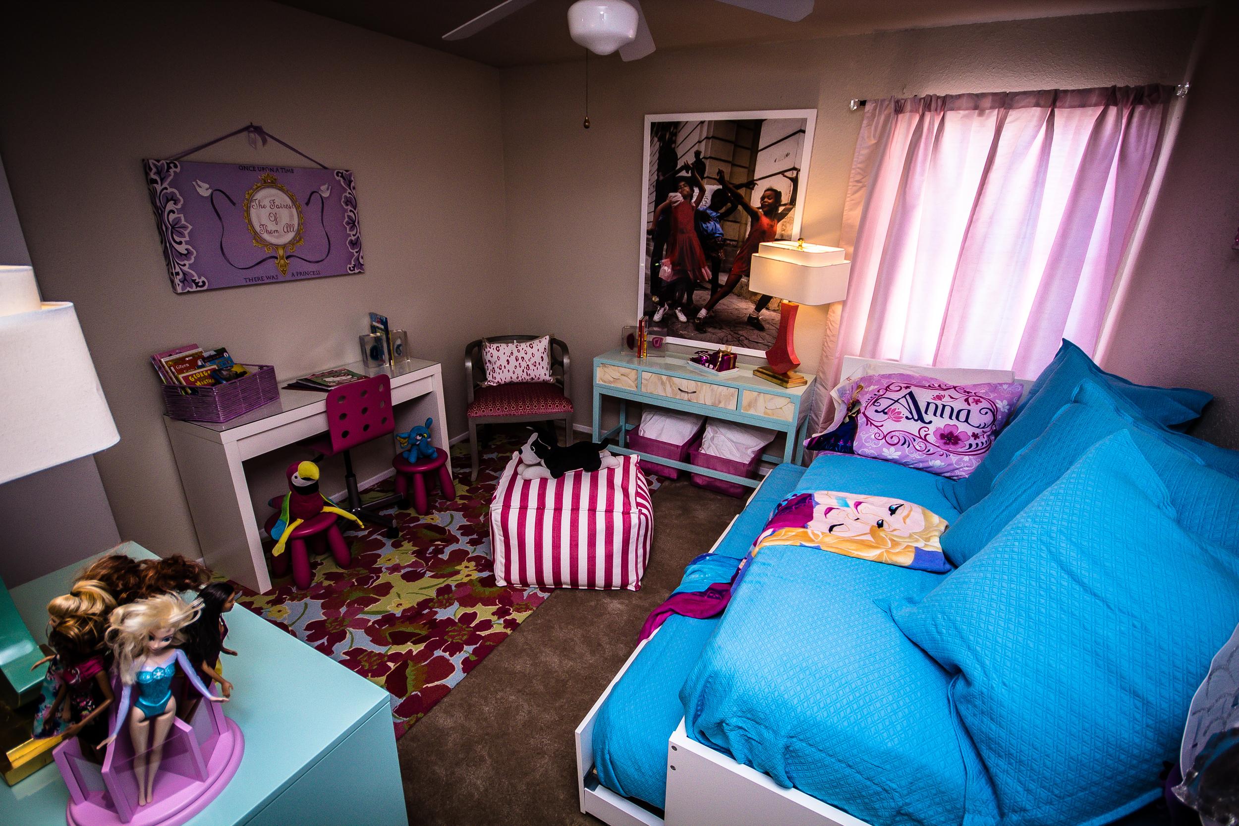 Faith's Room - After