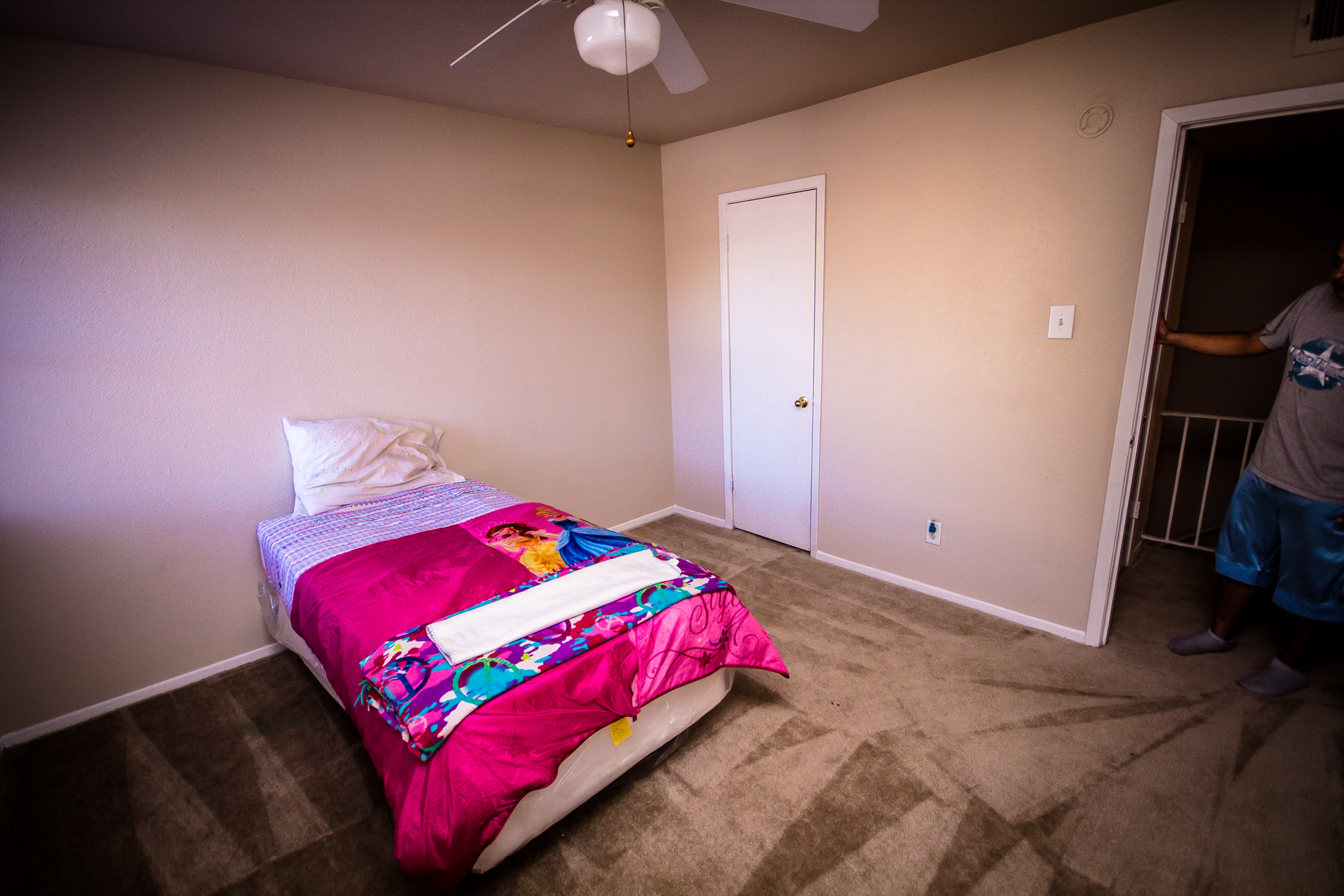 Faith's Room - Before