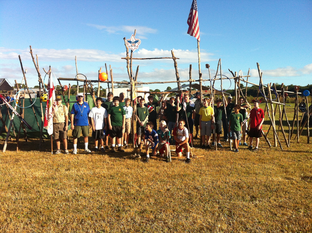 Fall Camporee 2013