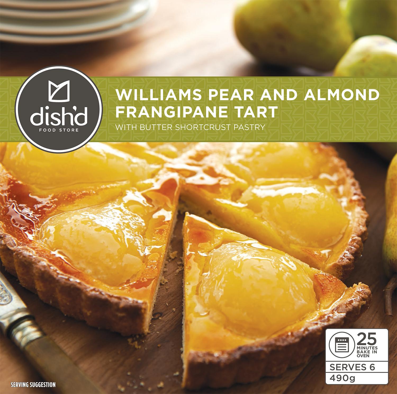 58011 Williams Pear & Almond Frangipane Tart 490g.jpg
