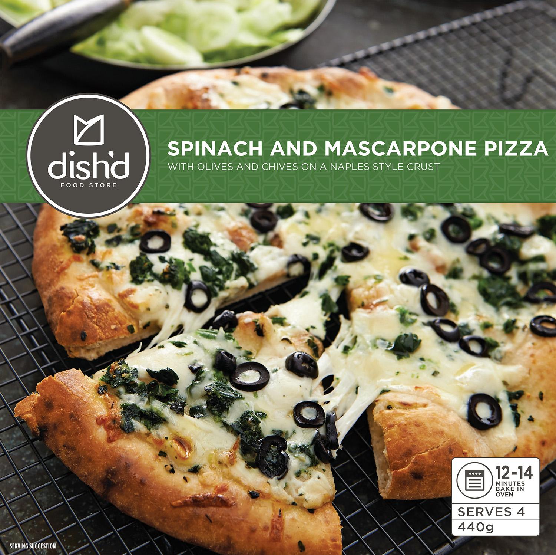 59804 Spinach & Mascarpone Pizza 290x290x30.jpg