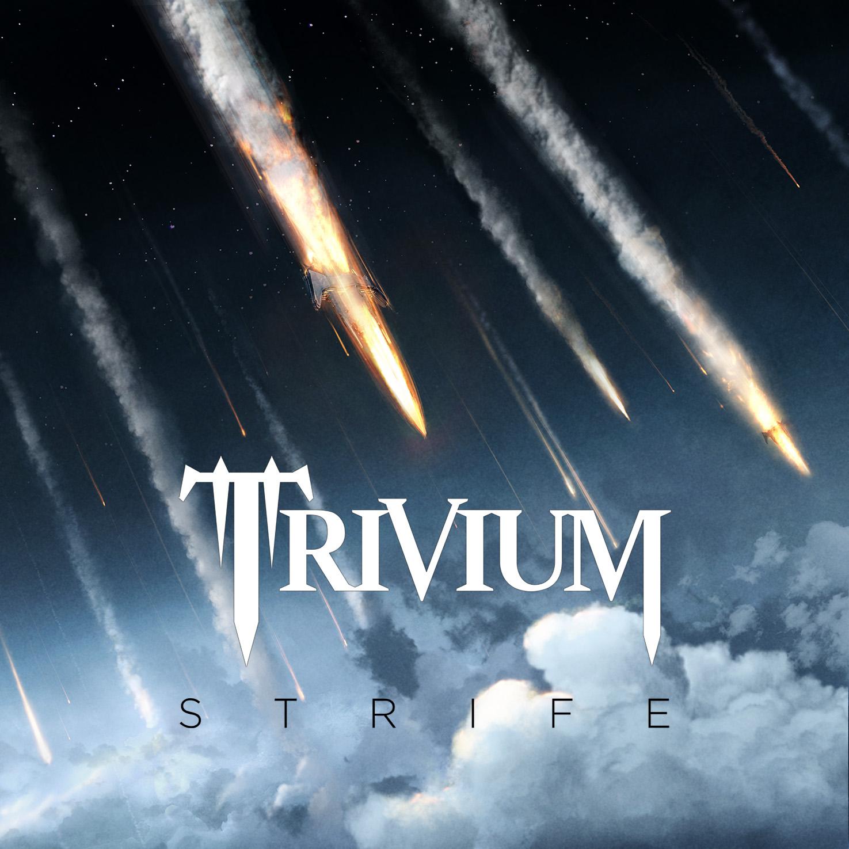 REBIRTH OF THE CHRONOS Music Tee TRIVIUM
