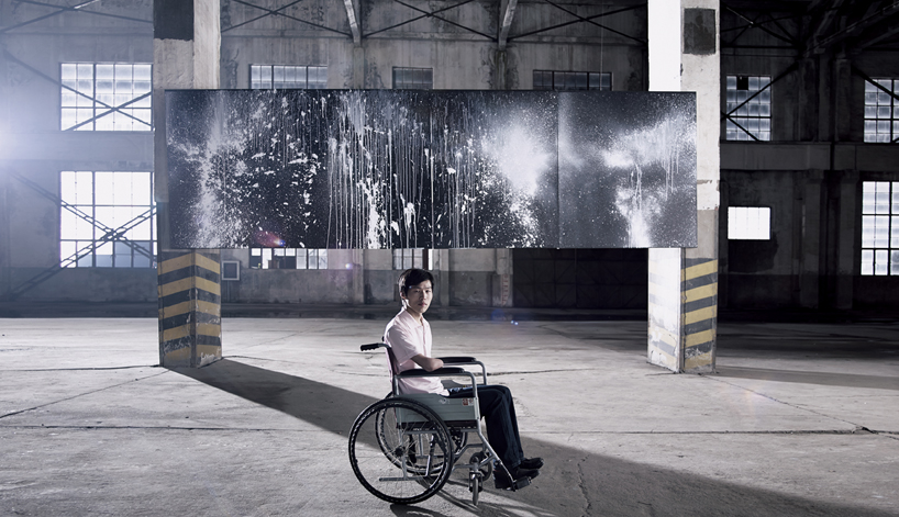 People with disabilities use brainwaves create mind-generated art
