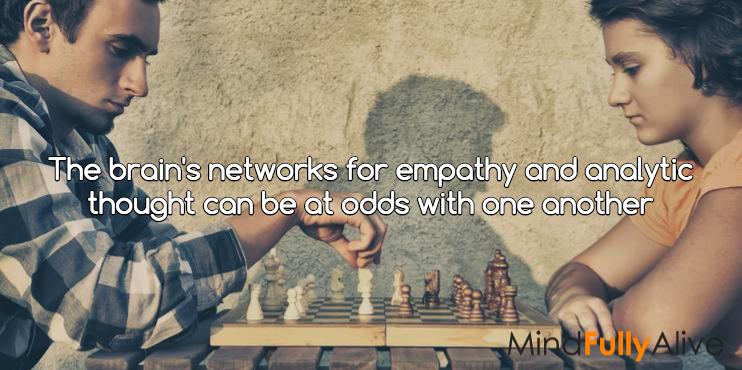 Analysis Neurologically Represses Empathy