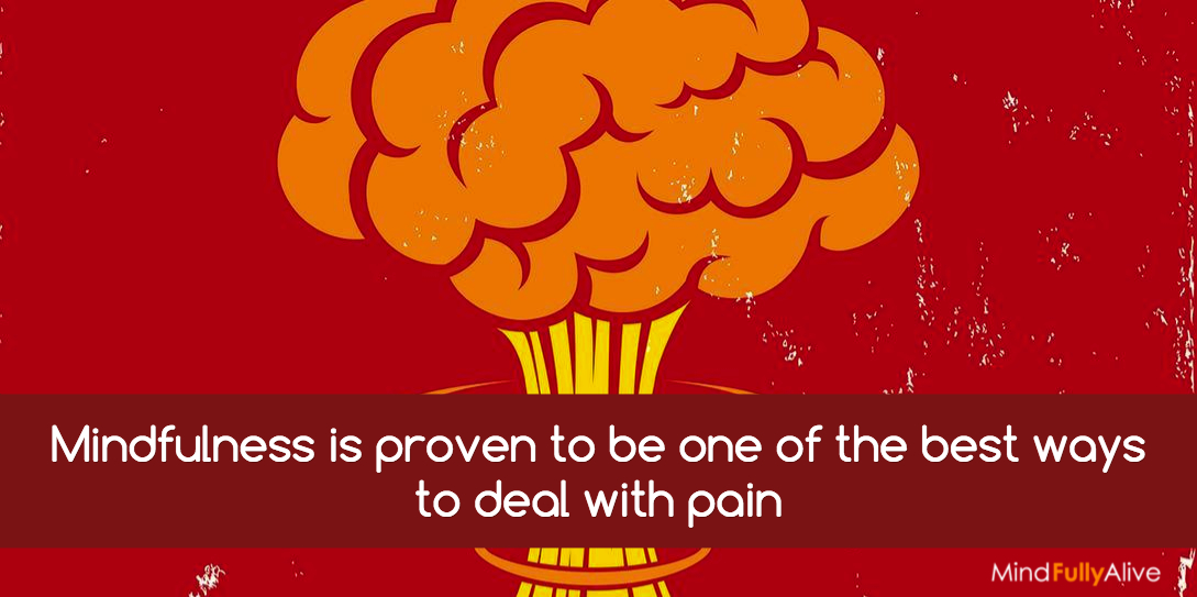 #Mindfulness Proven to be One of the Best Ways to Deal with Pain