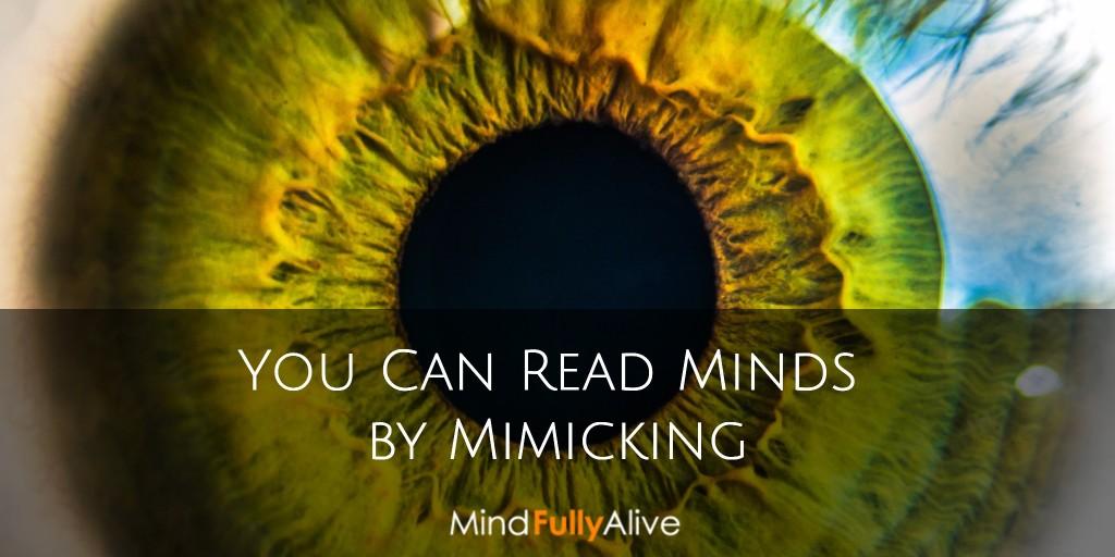 A Simple Way to #Mind Read