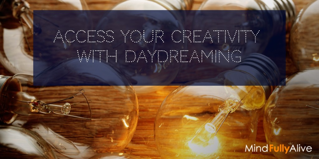 The Best Way to Access Your #Creativity at Work
