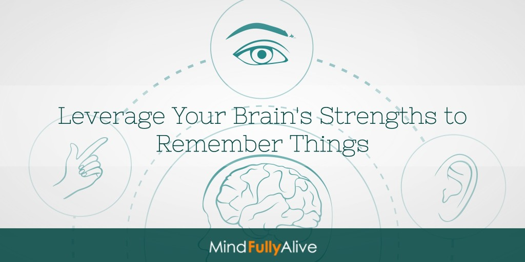 Need to #Memorize Something? Audio Recall is Not Your Best Asset #memory