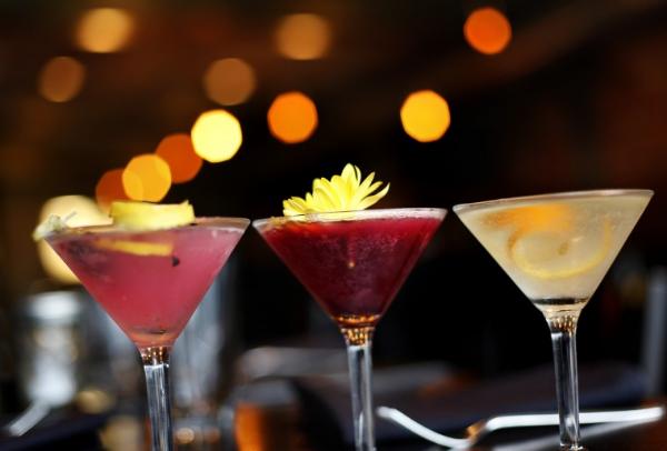 You haven't lived until you've tasted the signature cocktails of modernism Week.