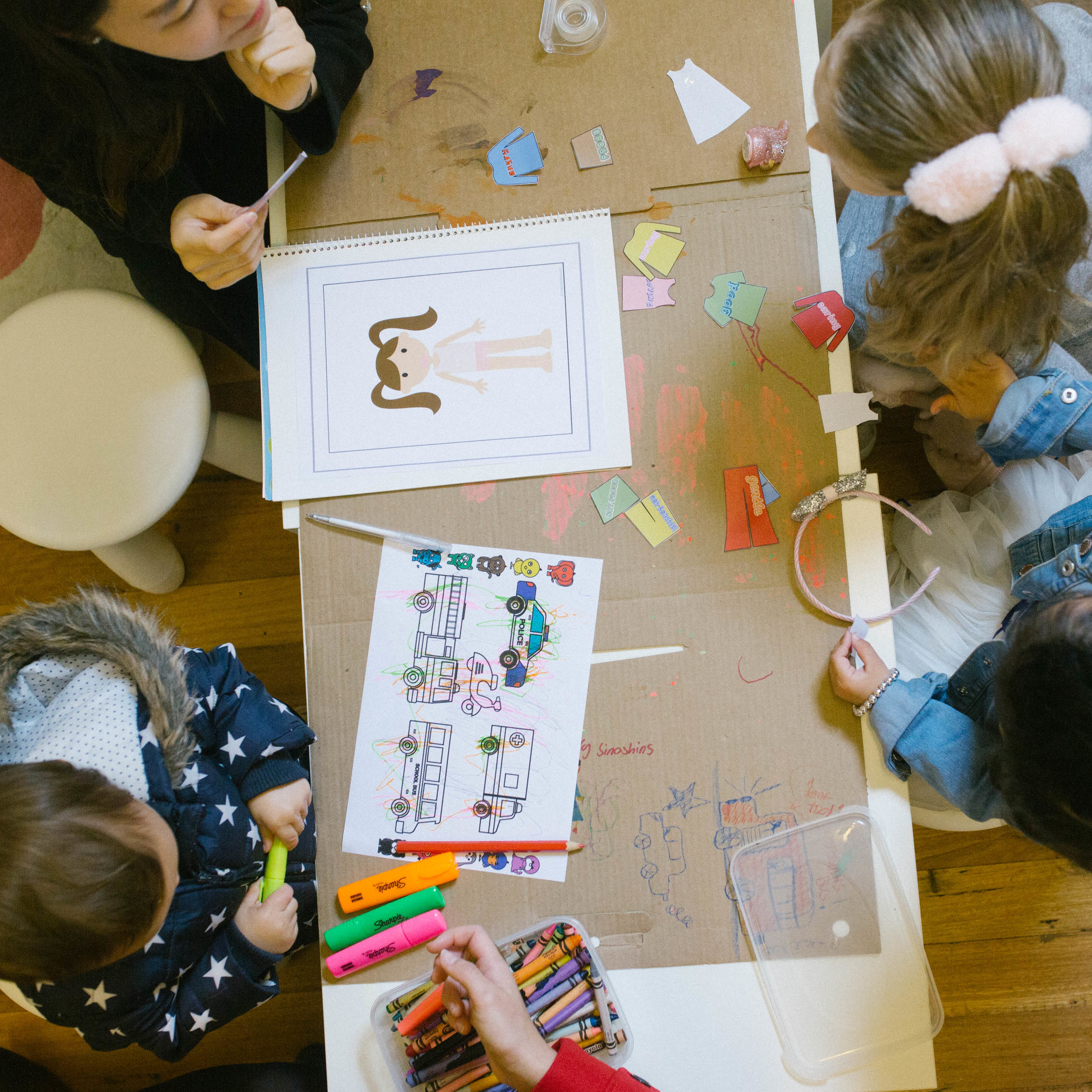 Jesus loves kids - And so do we! At Chapel Hill we seek to share Jesus' love for children by providing a safe and fun Kids Church program on Sundays for toddlers through to Year 6.