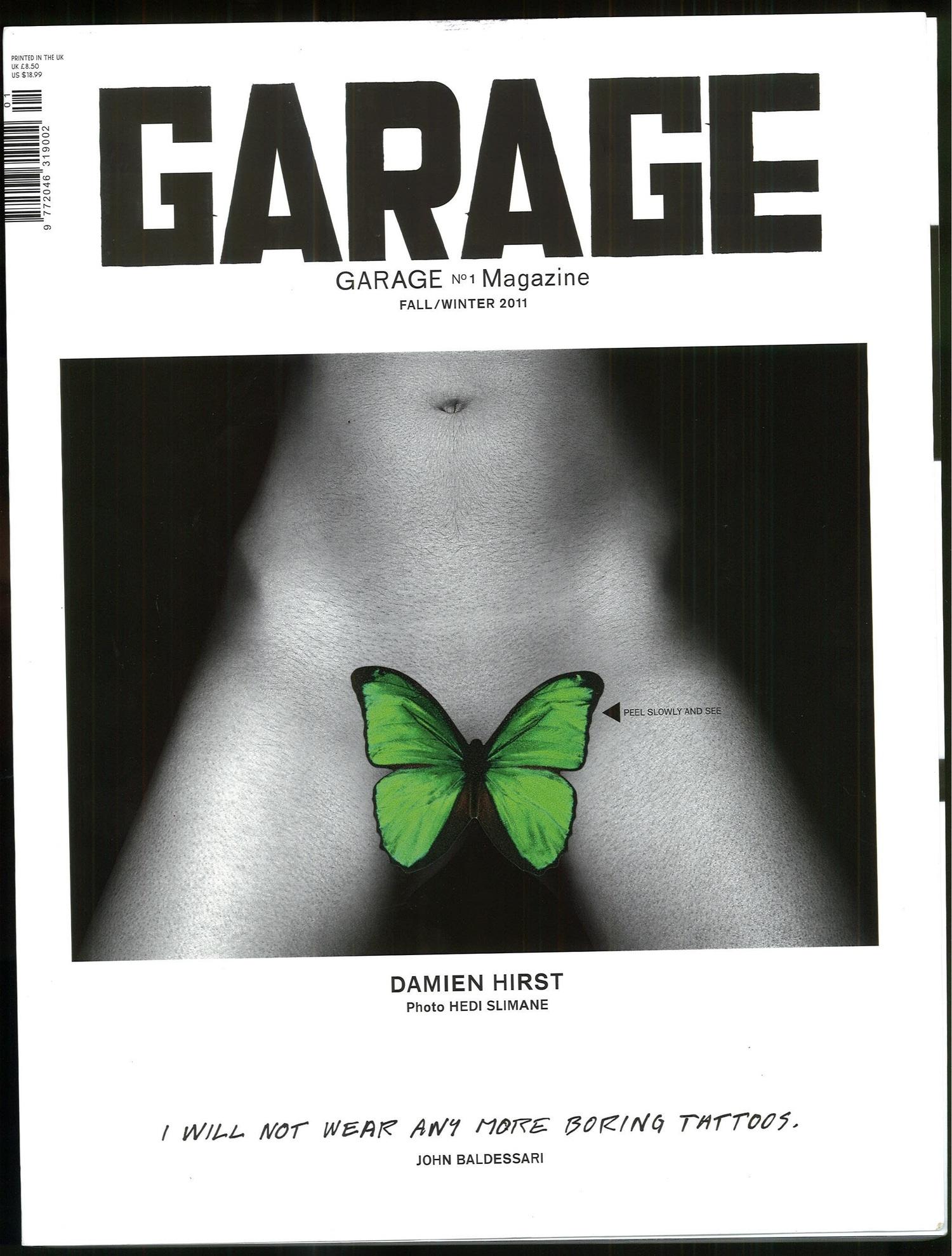 GARAGE / THE MAG