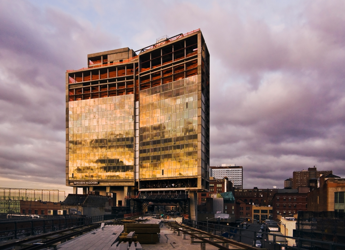 THE STANDARD / HIGHLINE / NYC