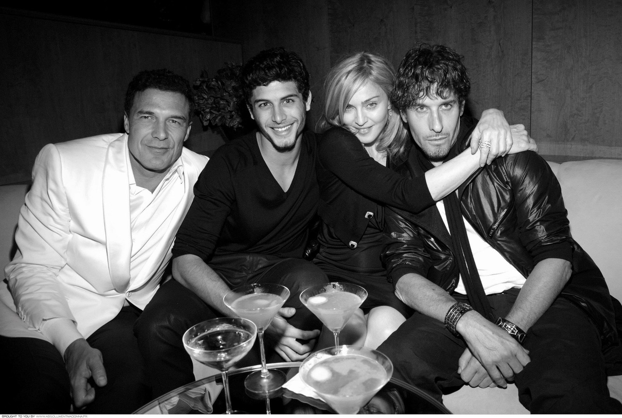 STANDARD MASTERMIND ANDRÉ BALAZS + MADONNA AT THE ROOF