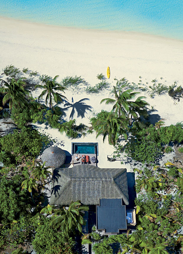 THE BRANDO / TETIAROA ISLAND
