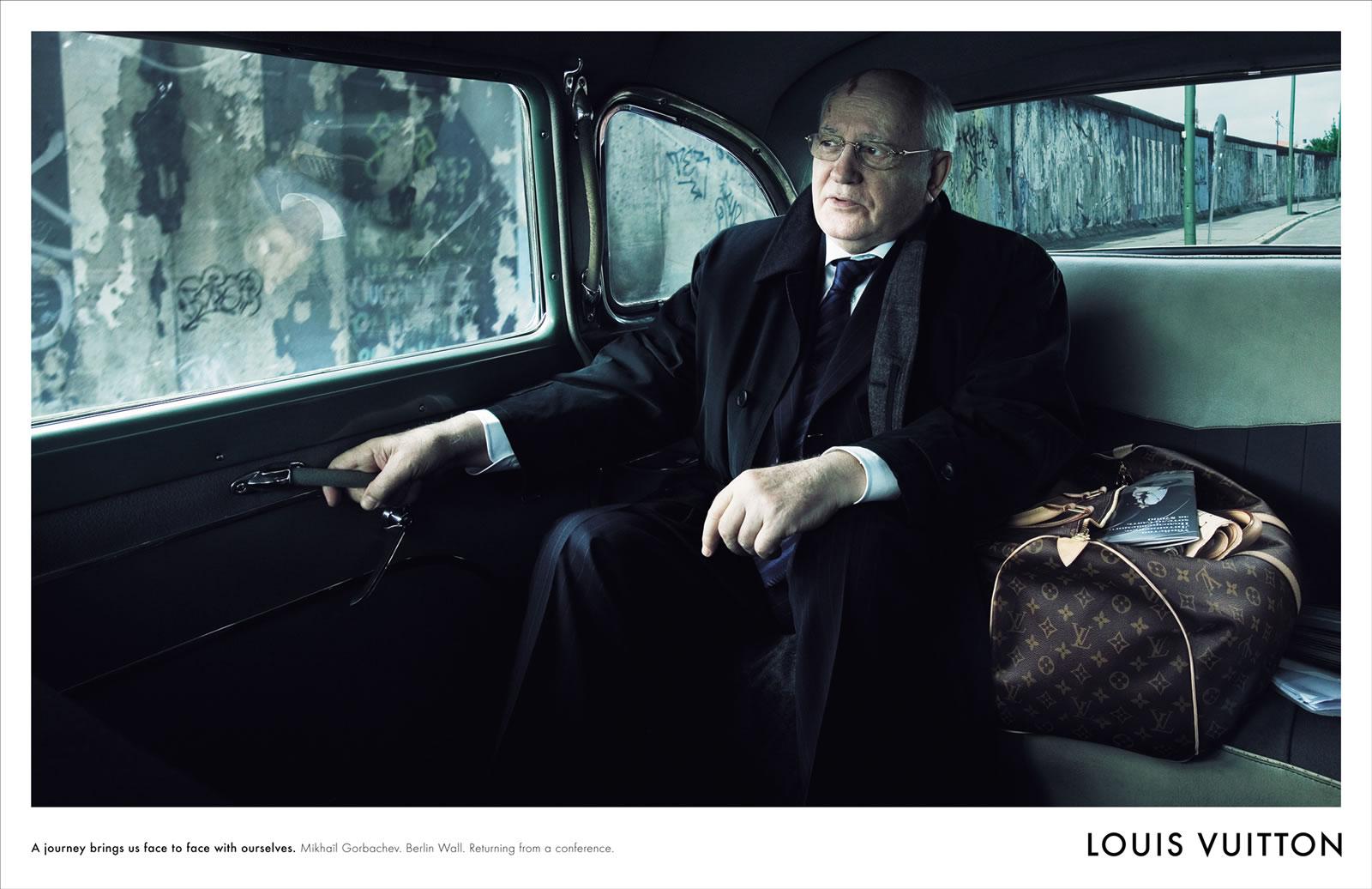 Annie Leibovitz - Louis Vuitton - Mikhail Gorbatchev.jpg