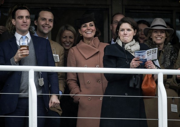 DUCHESS OF CAMBRIDGE + CHARLIE GILKES