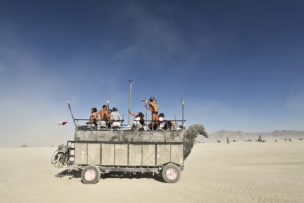 MAD MAX VS. HELL OF A FUN TRIP