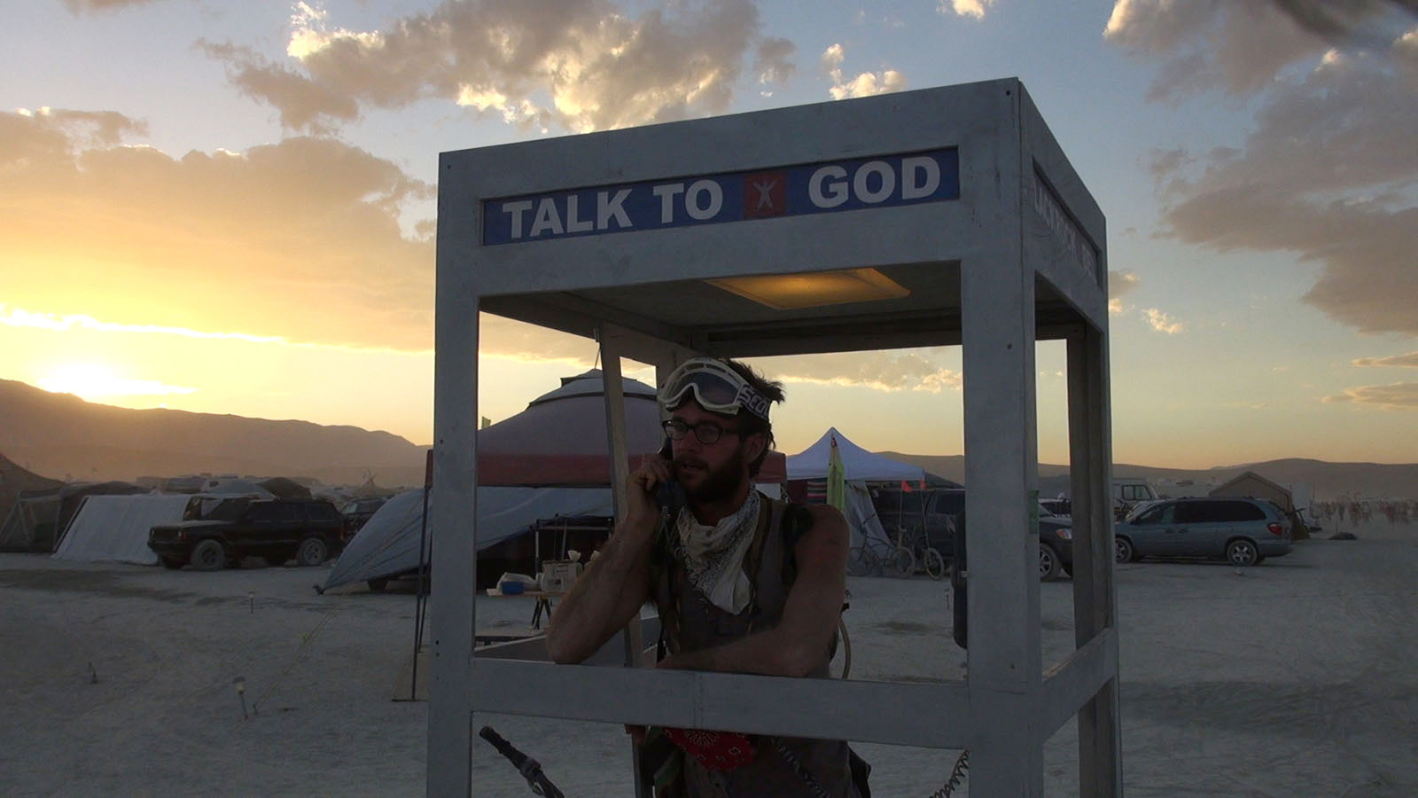 A LOCAL CALL TO GOD