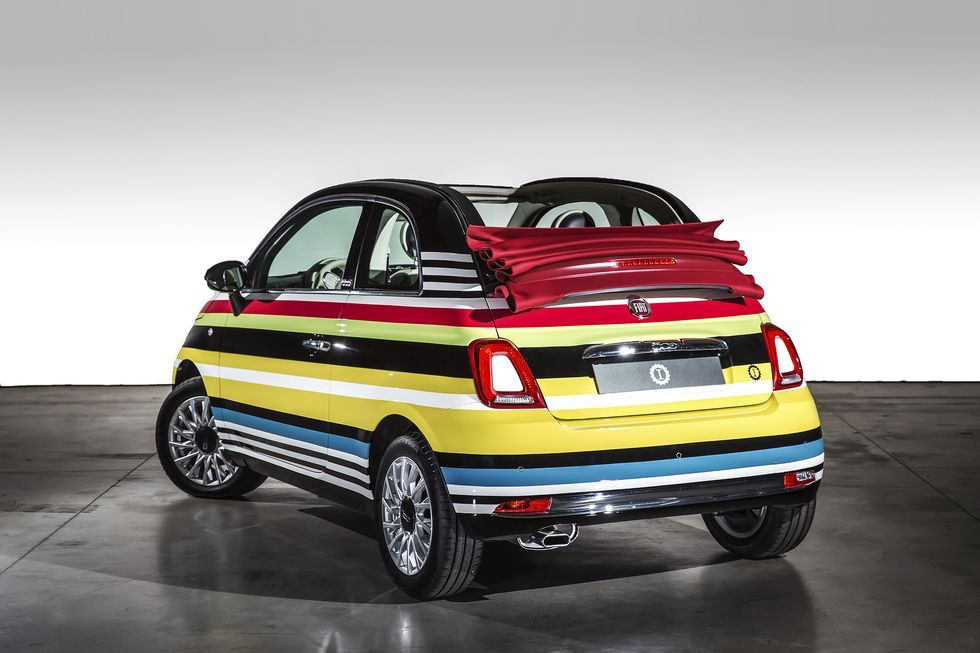 PERSONALIZED CUSTOM-COATED 500C FOR MISSONI