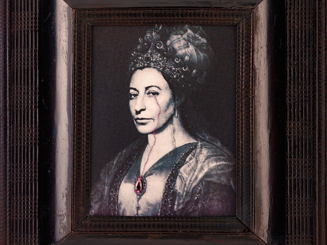 M.PRADA  : THE ONE-WOMAN-SHOW