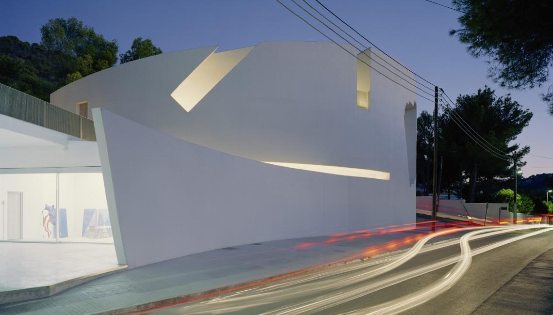 ART BUNKER / LIBESKIND DESIGN / BARBARA WEILL