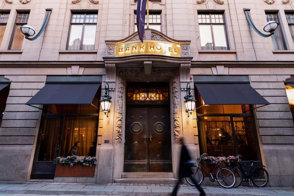 BANK HOTEL  / STOCKHOLM