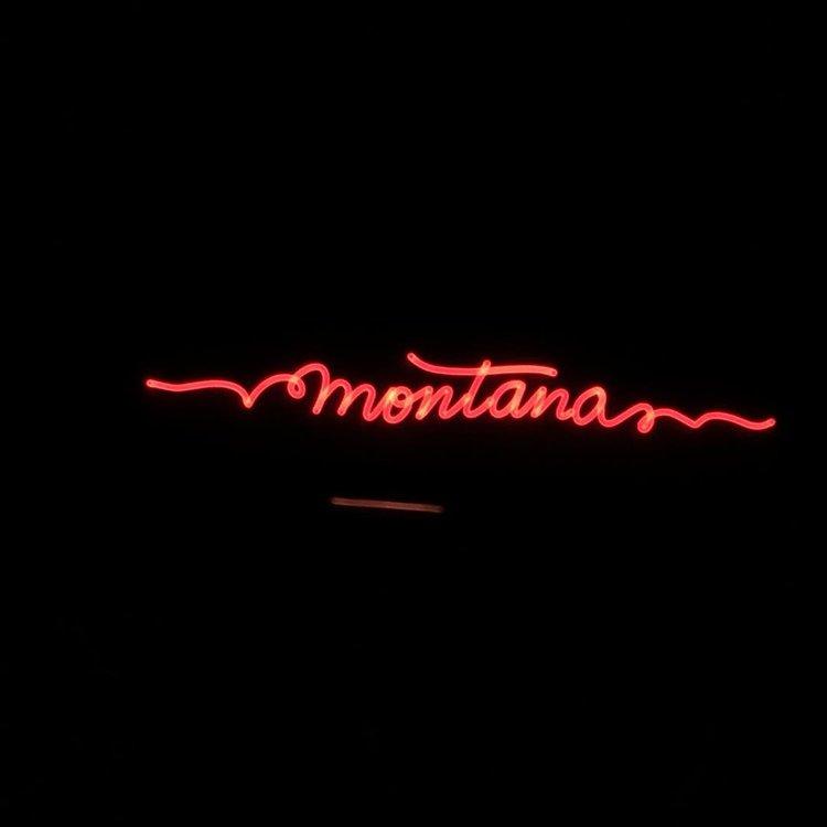 LE MONTANA  / PARIS / WHERE MODELS + CREATIVES CONGREGATE