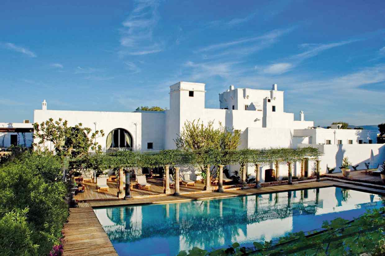 the Masseria Torre Maizza resort in Puglia