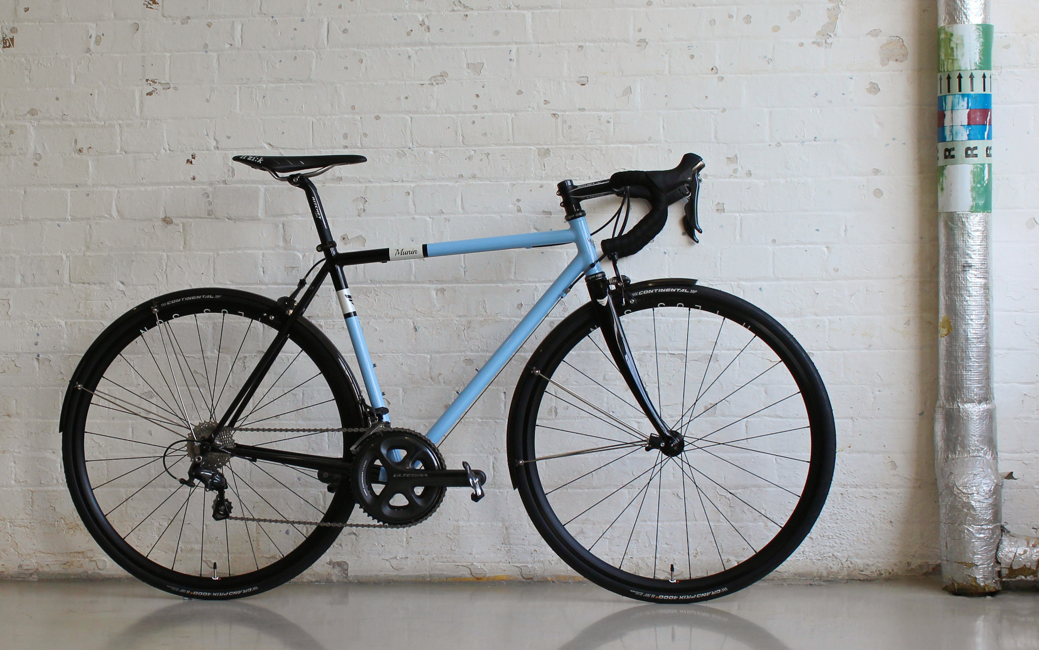 All Seasons Road Bike