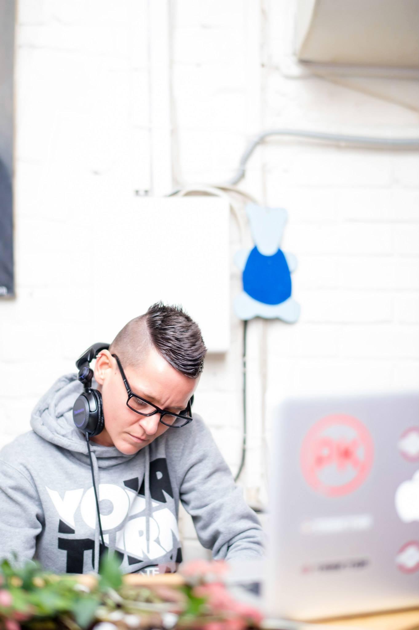 DJ Shy Lavin. Germany.
