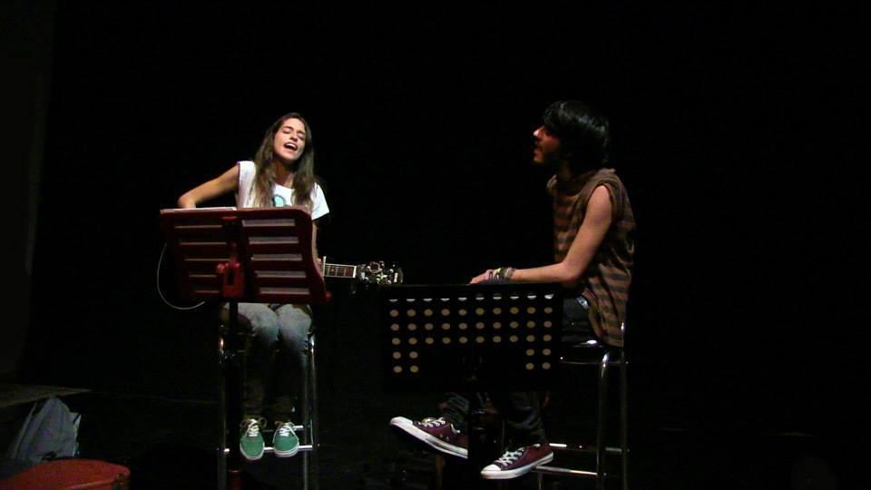 Lena Carrilero and Fran Mariscal. Spain.