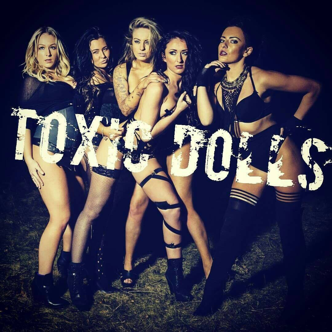 Toxic Dolls - UK