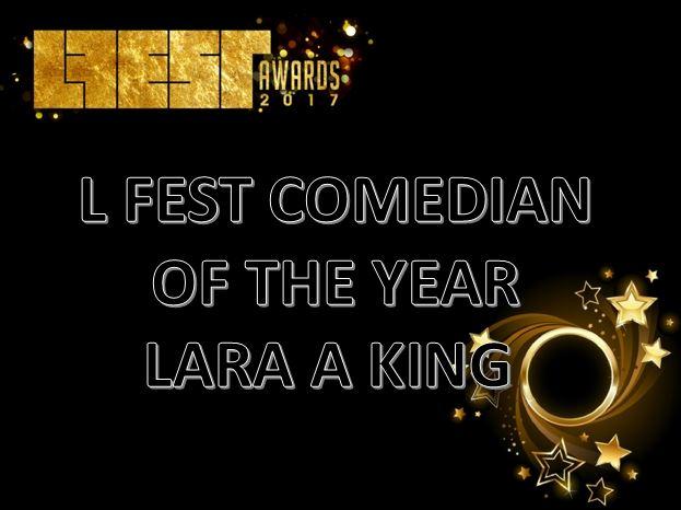 LARA A KING.JPG