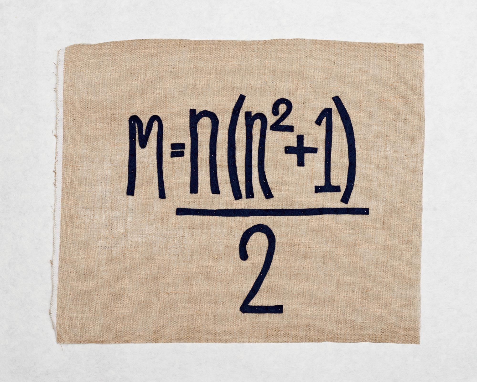 Formula for an Ordinary Magic Square (Albrecht Durer)