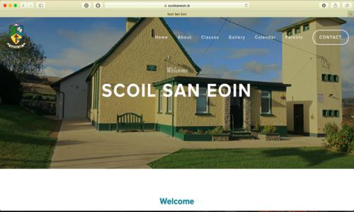 Scoil San Eoin Redcross by Coughlan Web