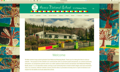 Avoca National School by Coughlan Web
